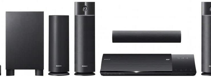 Sony BDV-N790W 5.1 3D Blu-ray