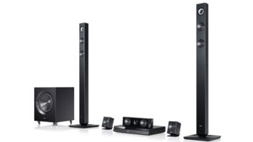 LG BH7420P 3D-Blu-ray 5.1 Heimkinosystem