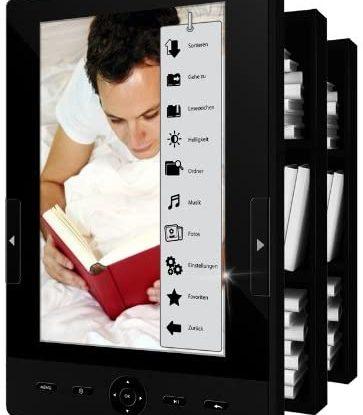 Odys Scala E-Book-Reader & Media-Player