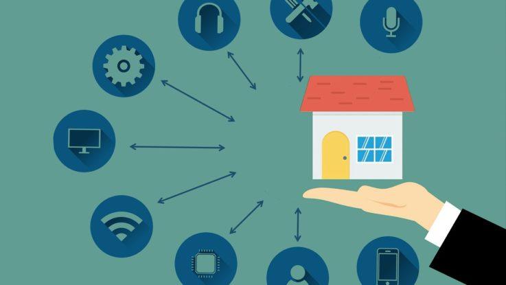 Smartes Zuhause – smart home